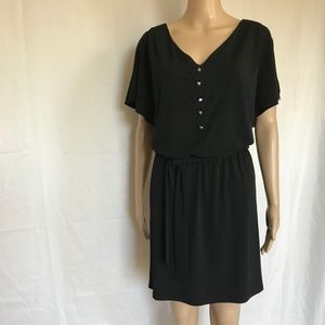 White House Black Market Jersey Dress w/ ~ X-Small